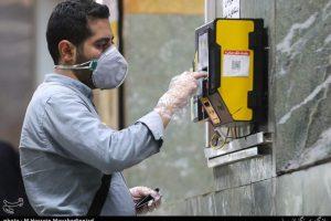 نظارت بر ادارات و بانکهای قم در اجباری شدن ماسک تشدید میشود