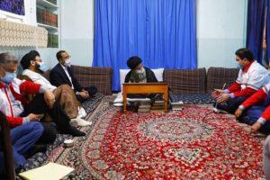 رئیس جمعیت هلالاحمر: فعالیت 8 هزار نیروی رسمی و 650 هزار داوطلب در هلال احمر