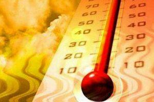 ثبت دمای 46 درجه سانتی گراد در شهر قم