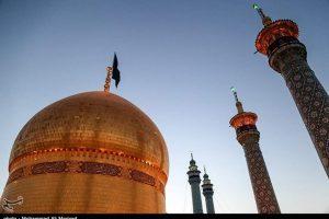 شهر مقدس قم به شکرانه اکمال دین غرق در نور غدیر است