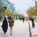 پیشرفت ۶۰ درصدی پروژه پیادهراهسازی خیابان انقلاب
