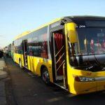 حمایت از اتوبوسهای آسیب دیده بخش خصوصی در قم