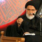 عضو مجلس خبرگان رهبری: اشک بر امام حسین(ع) مهم ترین سلاح برای دوری از دام شیطان است