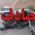 ۲ نفر در تصادفات جاده ای قم جان خود را از دست داده اند