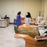 افزایش ۱۰ درصدی داوطلبان اهدای خون در قم