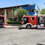 ایستگاه آتشنشانی در بلوار پیامبر اعظم(ص) در قم کلنگزنی میشود