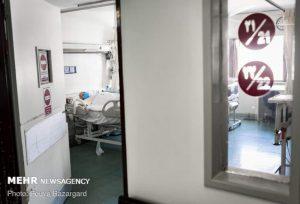 ۱۴ بیمار مبتلا به کرونا در قم فوت کردند/ وخامت حال ۱۵۱ بیمار
