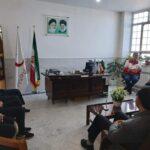 راه اندازی بانک تجهیزات پزشکی امانی هلال احمر شهر دستجرد