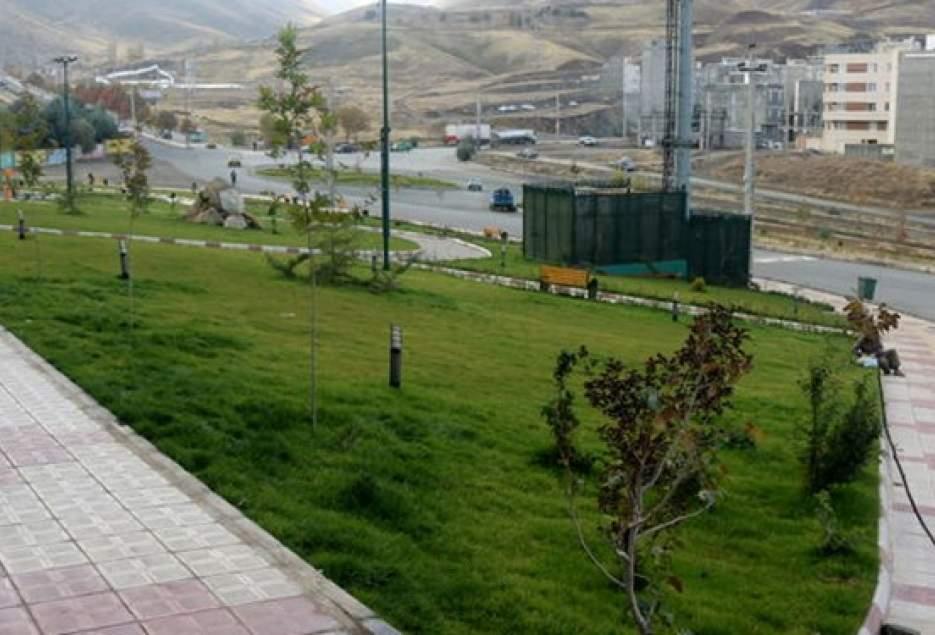 شهرکریمه – وجود ۲۶ میلیون متر مربع فضای سبز در محدوده و حریم شهر قم