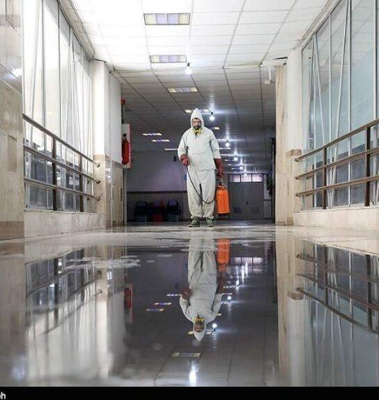 رعایت پروتکلهای بهداشتی در ادارات قم به بیش از ۹۰ درصد رسید