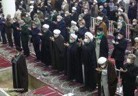 اقامه نماز جمعه در قم بعد از ۲۴ هفته تعطیلی