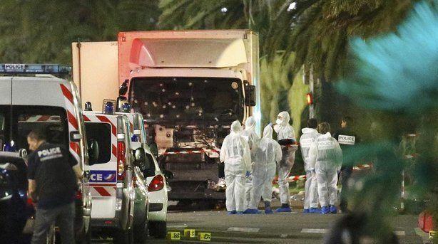 فیلم جدید از حادثه تروریستی «نیس»