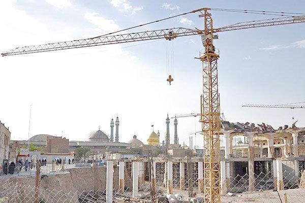 نمای حرم نباید در میان ساختمانها از بین برود/ساختمانسازی اطراف حرم حضرت معصومه (س) ممنوع شود