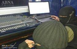 ایستگاه رادیویی داعش در موصل منهدم شد