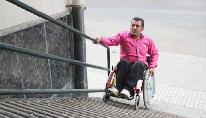 رعایت استانداردهای مناسبسازی ویژه معلولان در شهر قم