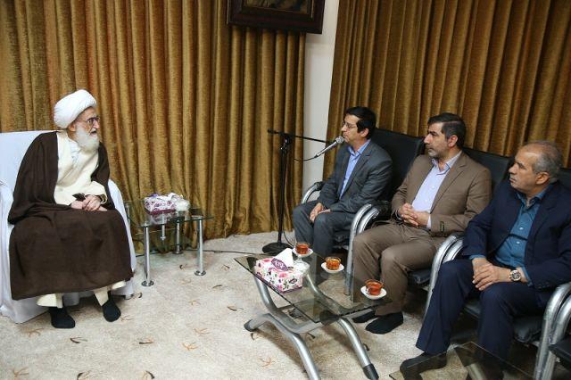 اقدامات درخشان اصفهان در قم هم اجرایی شود/انتقاد از افزایش نماهای غربی در شهر