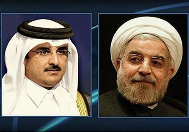 فضای هوایی، زمینی و دریایی ایران همواره به روی قطر باز است/محاصره قطر قابل قبول نیست