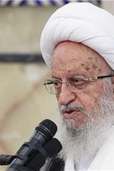 عکس العمل آیت الله مکارم شیرازی به کشتن خبرنگار عربستانی / خط بطلان بر حقوق بشر کشیده گردید