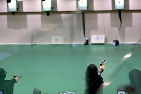 تیراندازان برتر هفته اول لیگ برتر تیراندازی زنان معرفی گردیدند