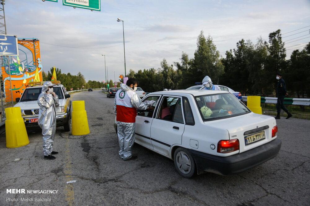 ضرورت اجرای جدی طرح کنترل ترددها در ورودی و خروجیهای قم – پایگاه خبری شهرکریمه   اخبار ایران و جهان