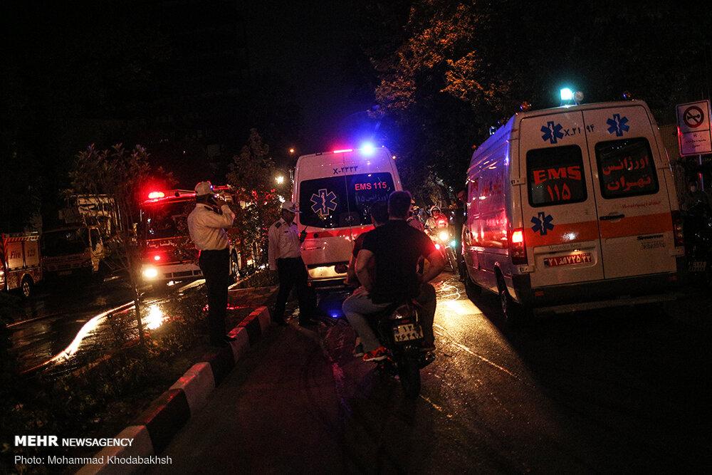حریق در انبار پاساژ الزهرا قم/ تا کنون دو مصدوم در محل درمان شدند – پایگاه خبری شهرکریمه | اخبار ایران و جهان