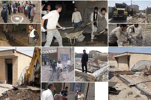 فضاهای آموزشی در مناطق محروم مرمت، بازسازی و اصلاح می شود – پایگاه خبری شهرکریمه | اخبار ایران و جهان