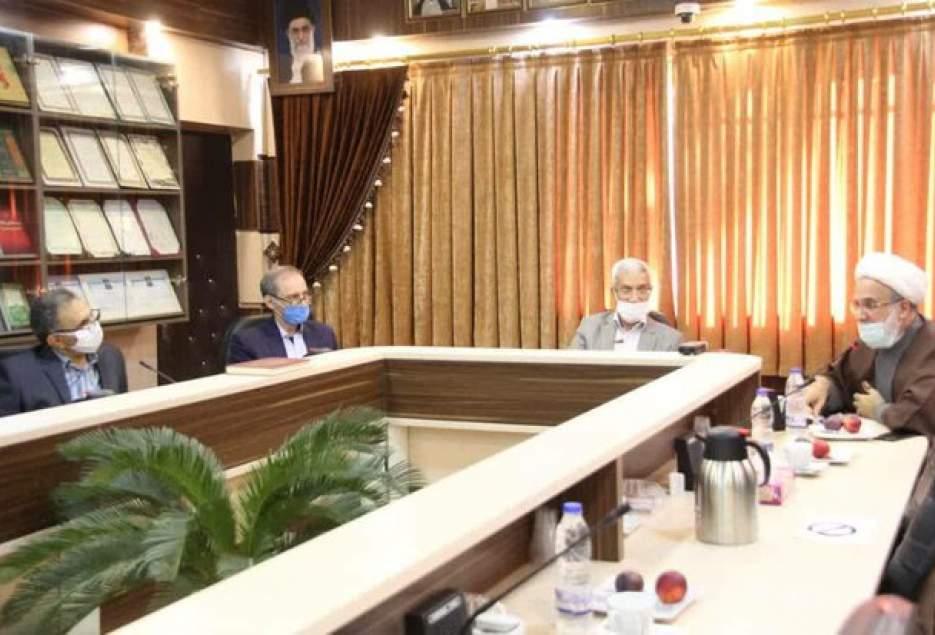 شهرکریمه – پژوهشگاه امام صادق تامین کننده نیازهای مطالعاتی نیروهای مسلح باشد