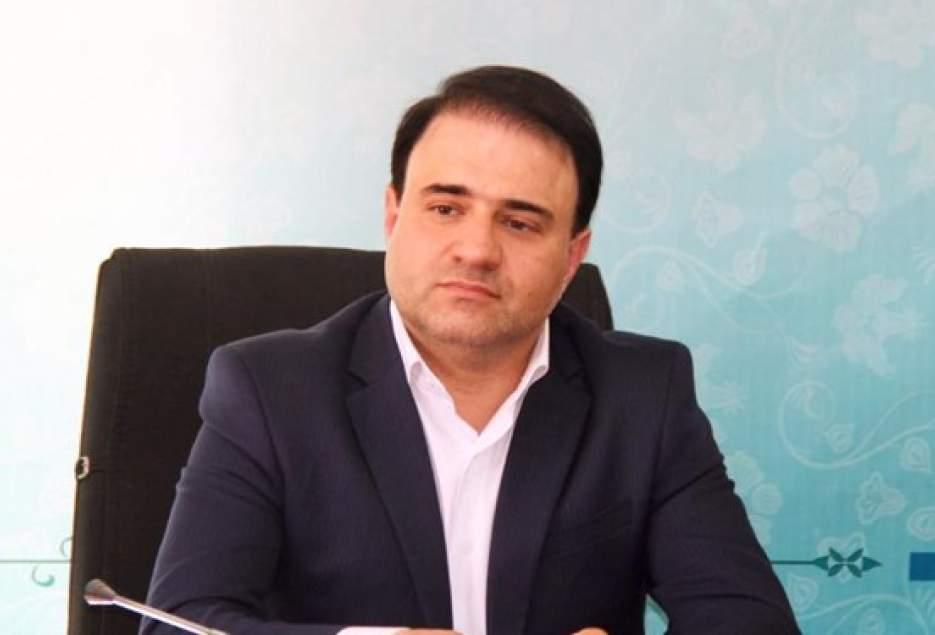 شهرکریمه – ادامه عملیات اجرایی سیستم آبیاری تحت فشار در اراضی بوستان ولایت