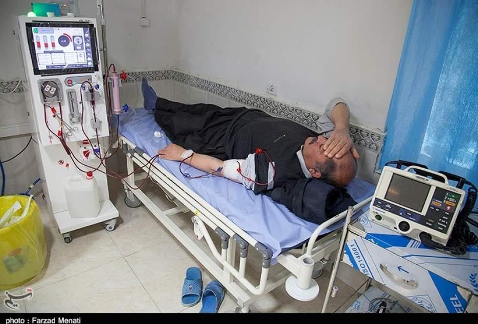 شهرکریمه – 10 دستگاه دیالیز در بیمارستان شهدا قم نصب شد