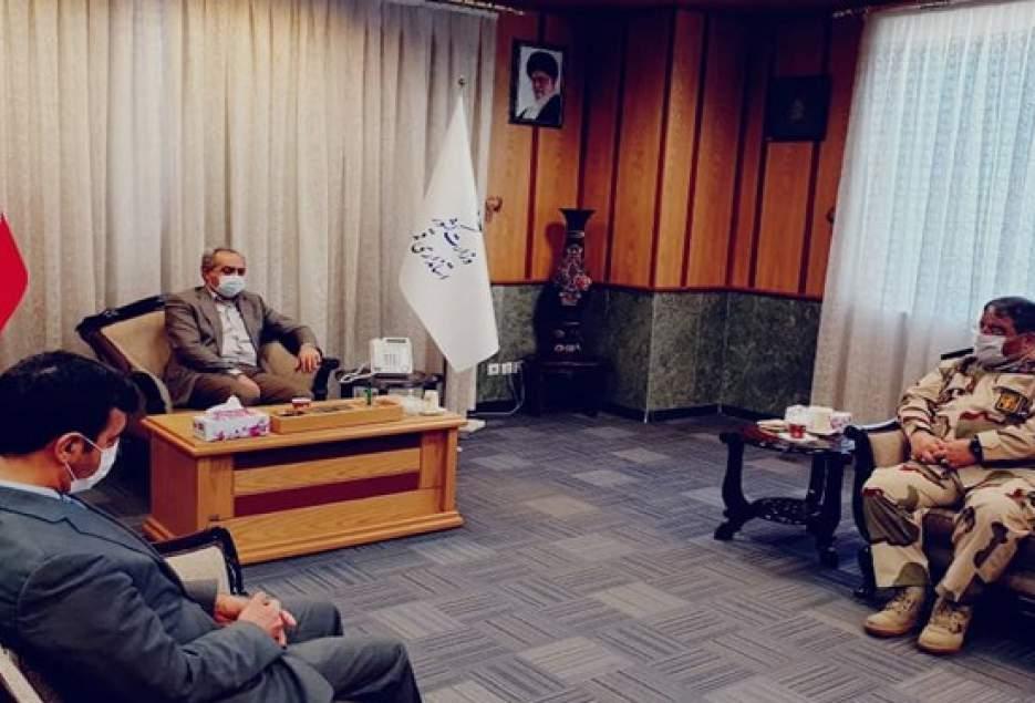 شهرکریمه – راه اندازی قرارگاه عملیاتی ستاد ملی رشد کرونا را مهار میکند