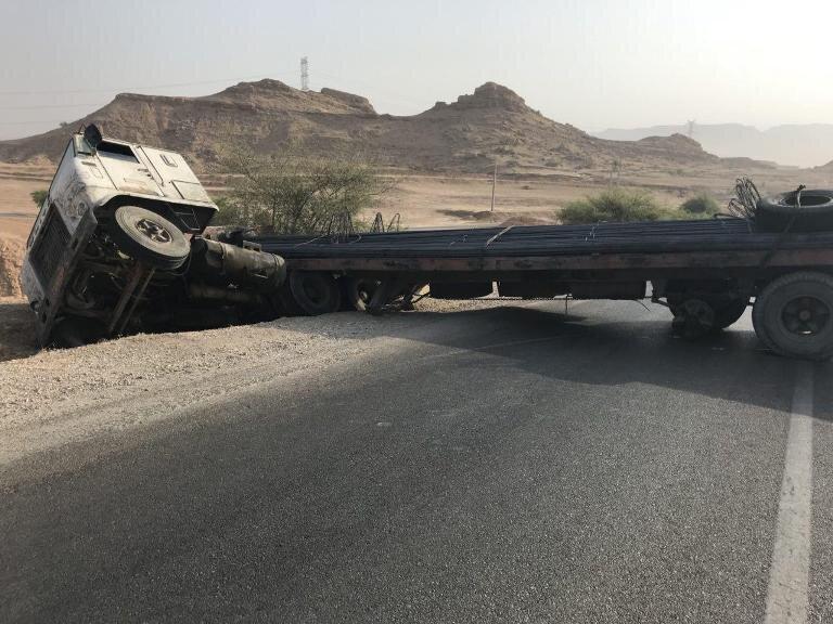 ۲ نفر به علت واژگونی یک دستگاه تریلر کشته و زخمی شدند – پایگاه خبری شهرکریمه   اخبار ایران و جهان