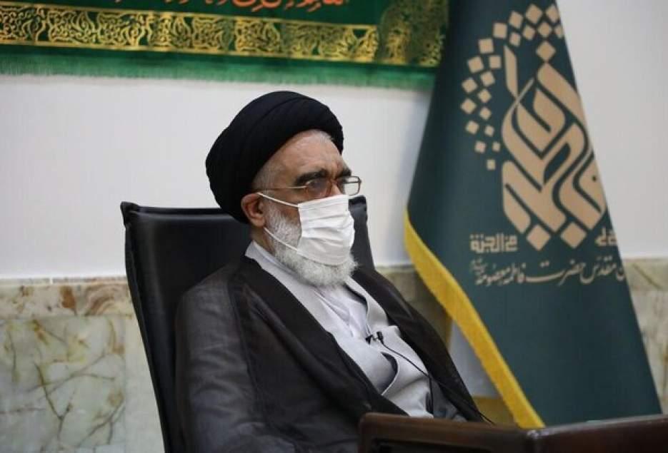 شهرکریمه – انقلاب اسلامی از برکات وجود حرم کریمه اهل بیت برای مردم ایران است