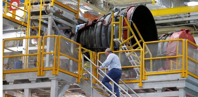 آزمایش موتور قدرتمند موشکهای جدید ناسا با بروز نقص فنی متوقف شد شهرکریمه
