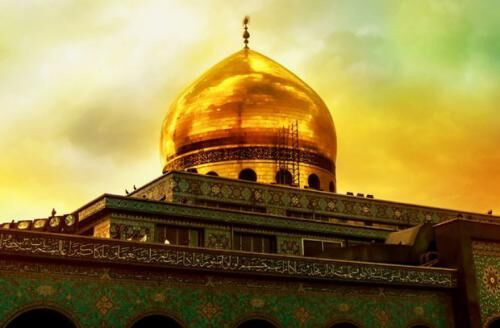 سوگواری وفات حضرت زینب(س) با اشعار آئینی/ «نسوخت هیچ دلی در جهان، چنان دل زینب»