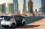 روبوتاکسیهای پیشرفته در خیابانهای دبی|شهرکریمه