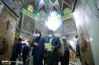 دیدار وزیر فرهنگ و ارشاد اسلامی با مراجع و علمای قم