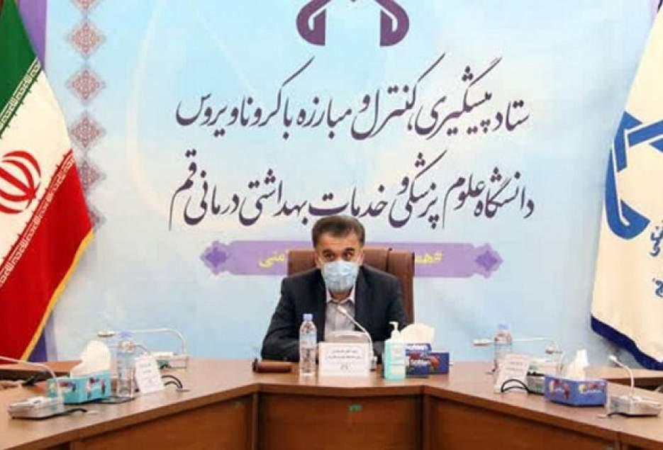 شهرکریمه – ورود محموله واکسن جدید پاستوکووک به استان قم