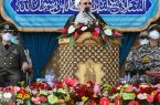 شهرکریمه – نیروهای مسلح ایران سربازان امام زمان(عج) هستند